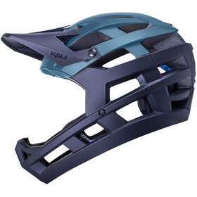 Kali Invader 2.0 SLD Helm matt blue/black